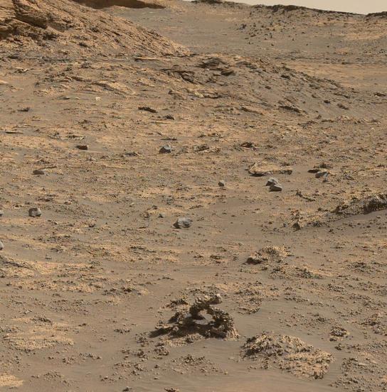 El Curiosity de la NASA descubre indicios de vida microbiana en Marte