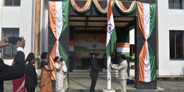 La embajada de la India celebra el 75° aniversario de la independencia de su país
