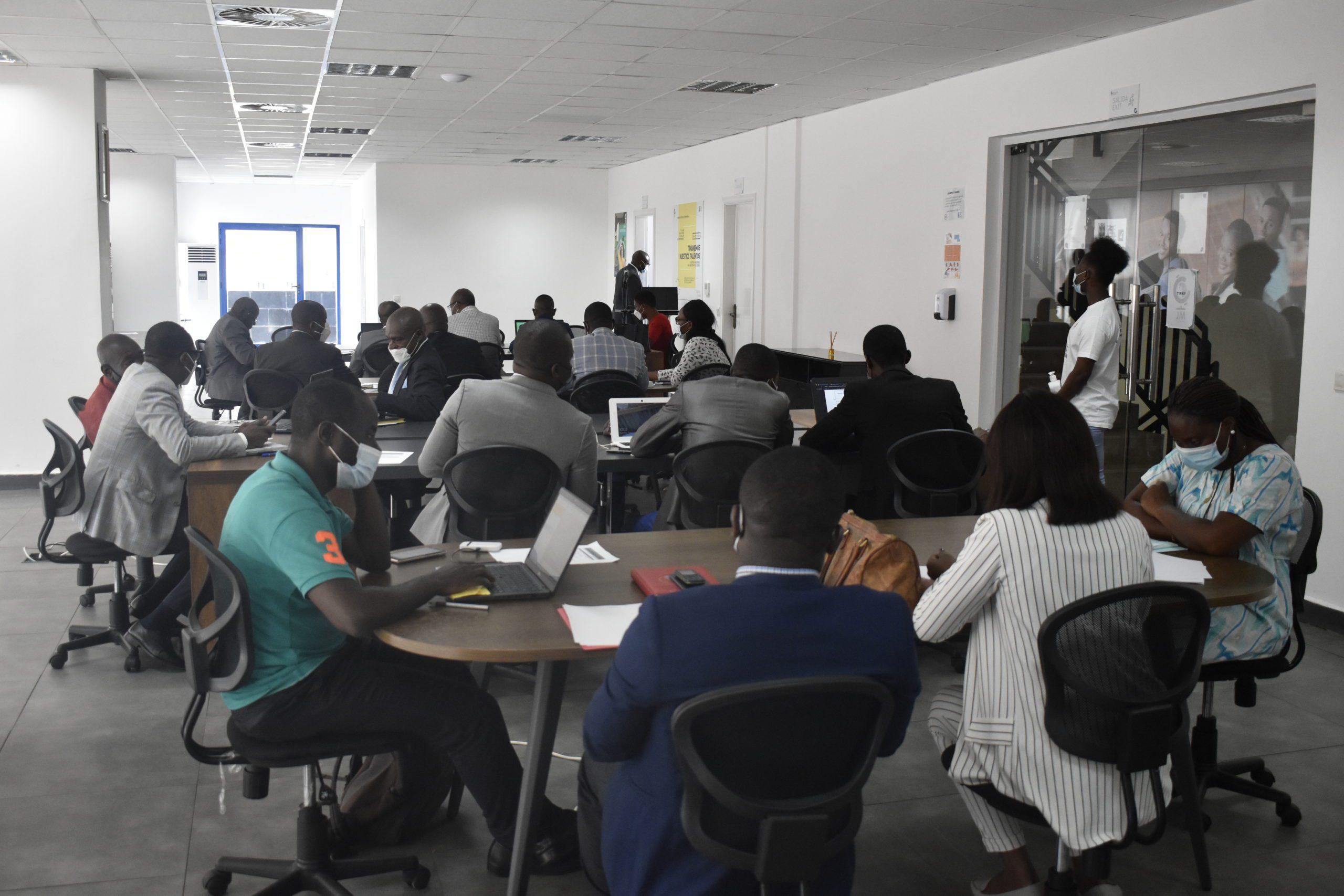 PNUD presenta su oferta de financiación de proyectos de los países de la Cuenca del Congo de la que Guinea Ecuatorial es parte