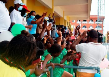 INES Rey Malabo se proclama campeón del torneo Constancia Mangue organizado por la FEGUIDE