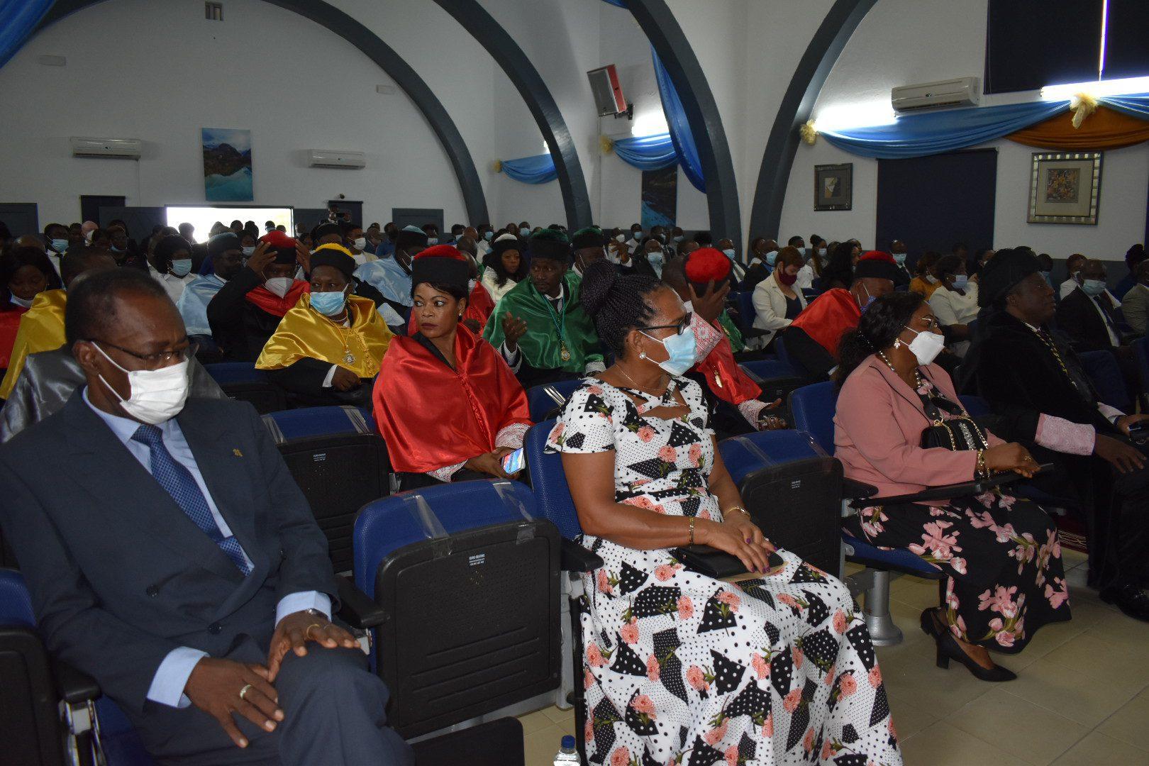 La UNGE conmemora el segundo aniversario del Día Nacional de la Universidad en Guinea Ecuatorial