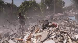 Asciende a 1.419 los muertos y cerca de 7.000 los heridos por el terremoto de Haití