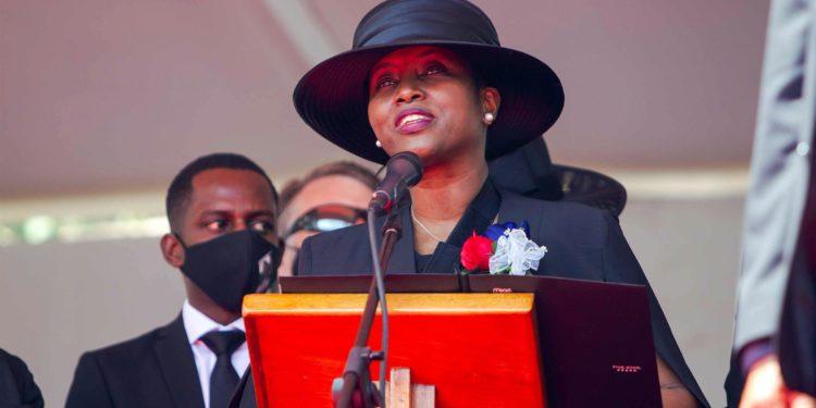 La viuda del presidente de Haití no descarta presentarse a las elecciones tras el asesinato de su marido