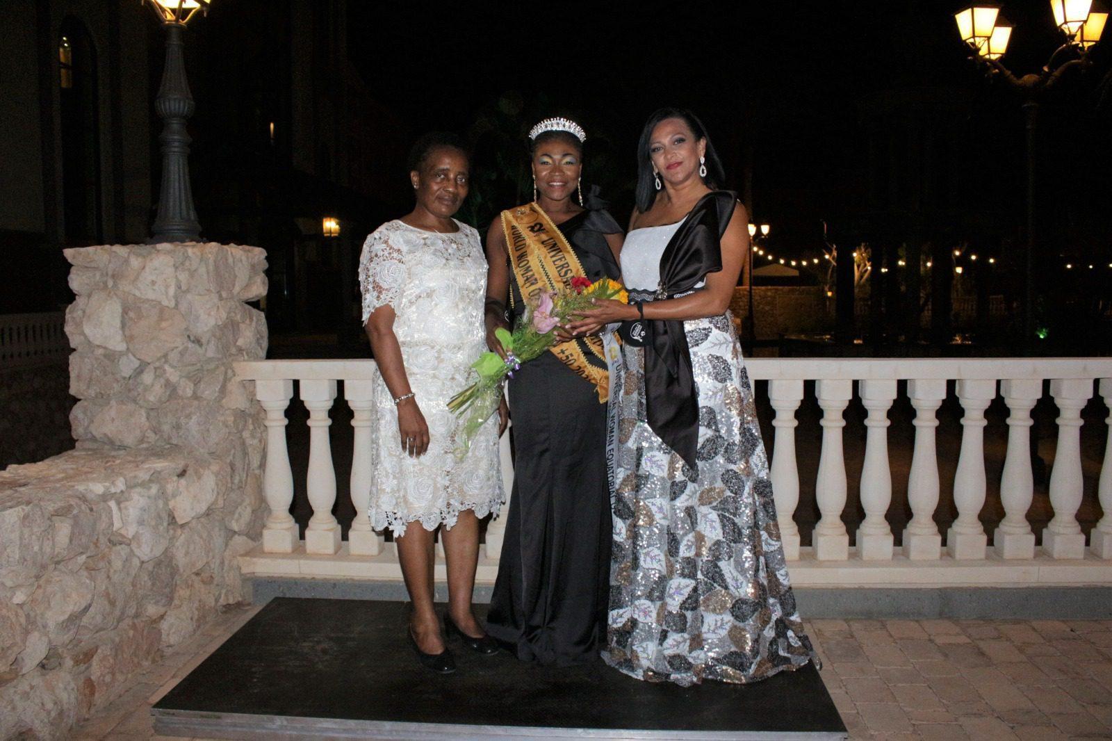La ecuatoguineana Dorotea Mbengono Nguema triunfa en el Certamen Universal WOMAN OF THE YEAR 2021