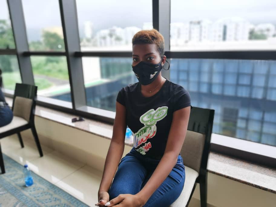 El jurado entrevista a las candidatas para Miss Guinea Ecuatorial 2021