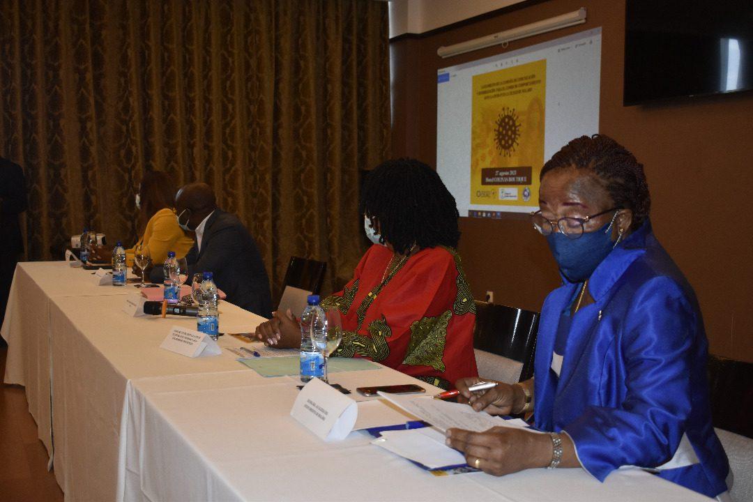 La OCEAC financia la campaña de sensibilización para el cambio de comportamiento ante la covid-19 en Malabo