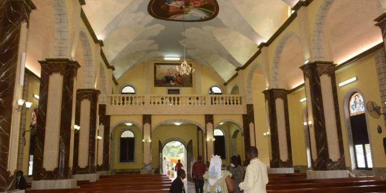 Inauguración de la Iglesia Nuestra Señora de Montserrat de Lubá