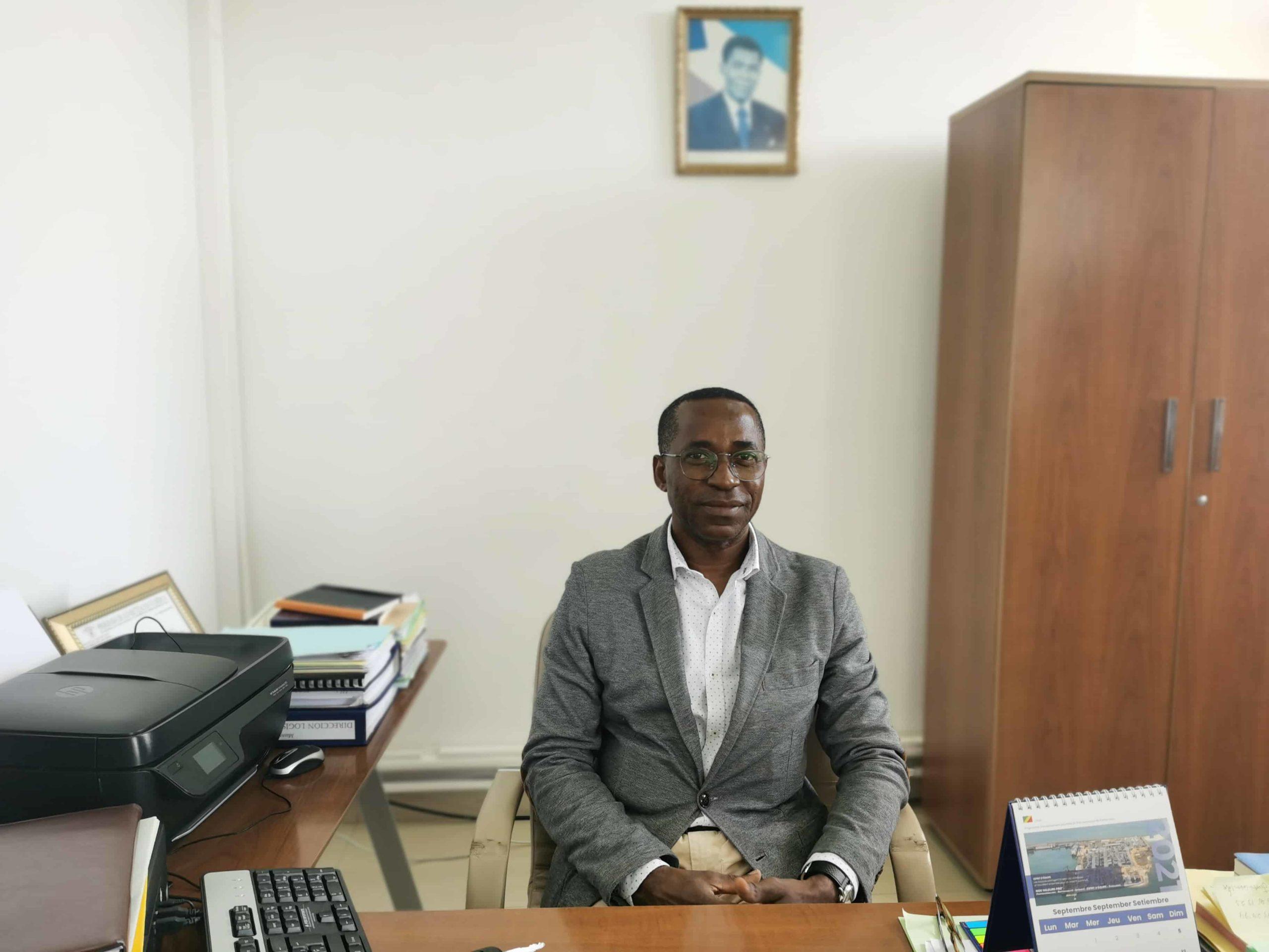 Paulino José Menejal Pelayo Director General de INPYDE