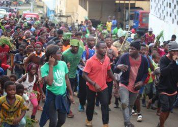 El municipio de Rebola conmemora la festividad de los jóvenes
