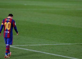 ¡Messi no renueva con el Barça!