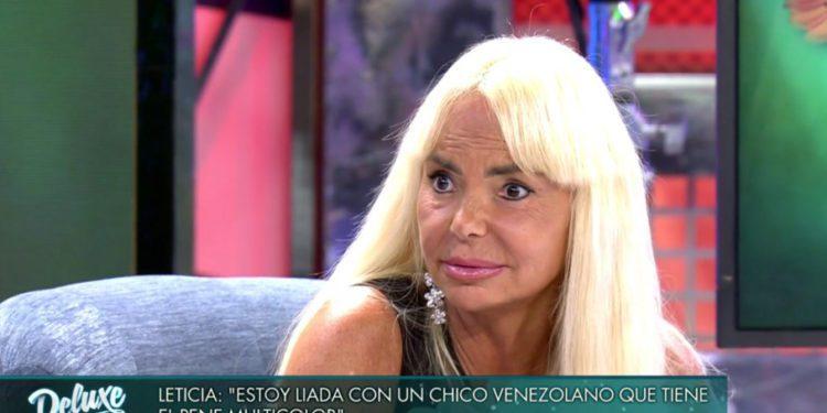 """Leticia Sabater anuncia una docuserie """"como la de Roció Carrasco"""""""
