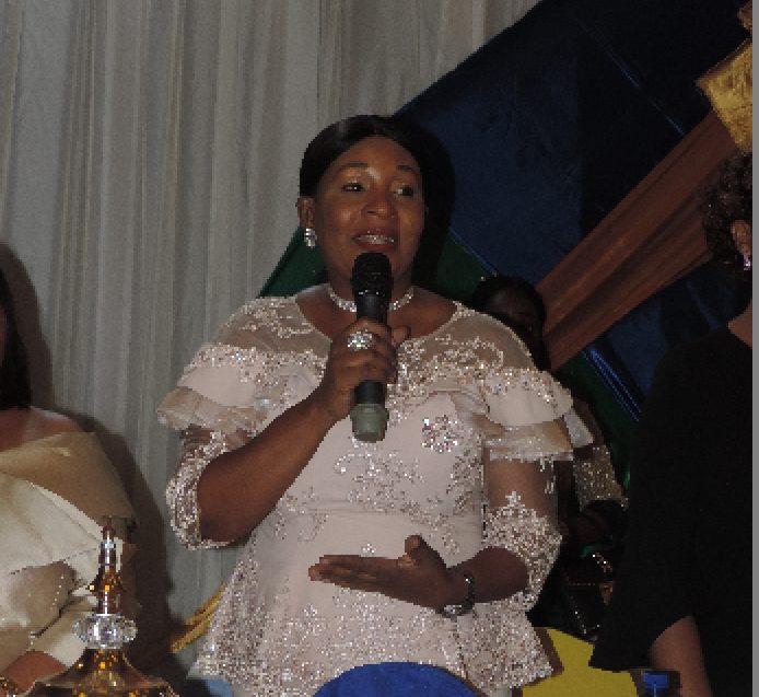 La Organización Especializada de Mujeres del PDGE conmemora los 70 años de Doña Constancia Mangue Nsue Okomo