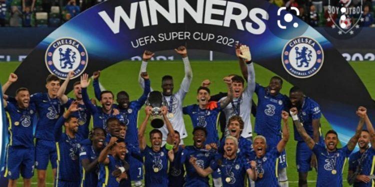 Chelsea, nuevo campeón de la Supercopa de Europa