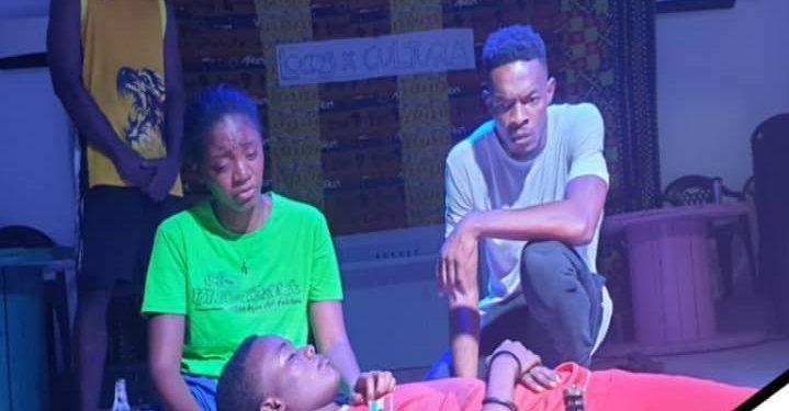 La compañía teatral Biyeyema anuncia la fecha del estreno de su nueva obra