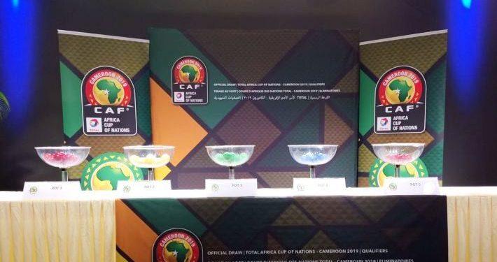 El sorteo para la CAN 2022 será el 17 de agosto 2021