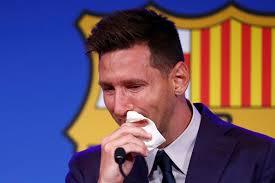 """Messi se despide del Barça: """"Es el momento más difícil de mi carrera, no estaba preparado para irme del Barça"""""""