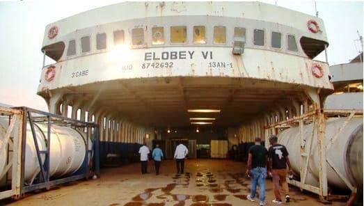 Covid-19: 26 pasajeros del barco Elobey dan positivo por coronavirus