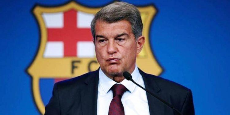 """Laporta: """"no estoy dispuesto a hipotecar al Barça, el club está por encima de todos, incluso por encima de Leo Messi"""""""