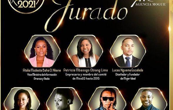 Ya se conoce al jurado del certamen Miss Guinea Ecuatorial 2021