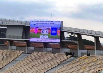Futbol: 0-3 Malabo Kings gana al Louves Minproff de Camerún