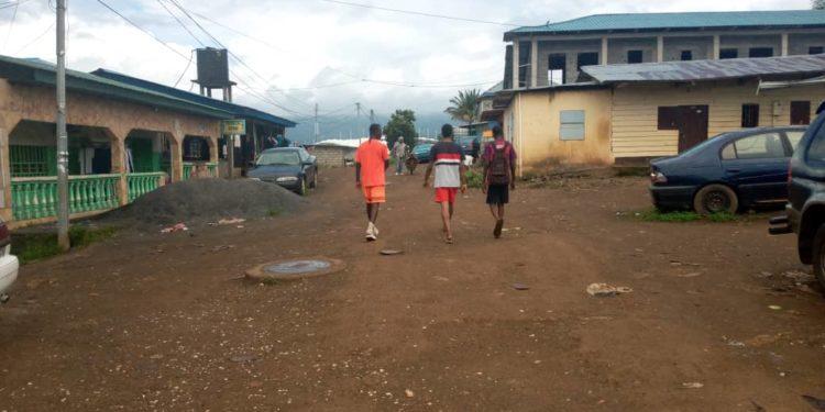 Los vecinos del barrio Riocopua II de Malabo, denuncian ser víctimas de varios atracos y agresiones