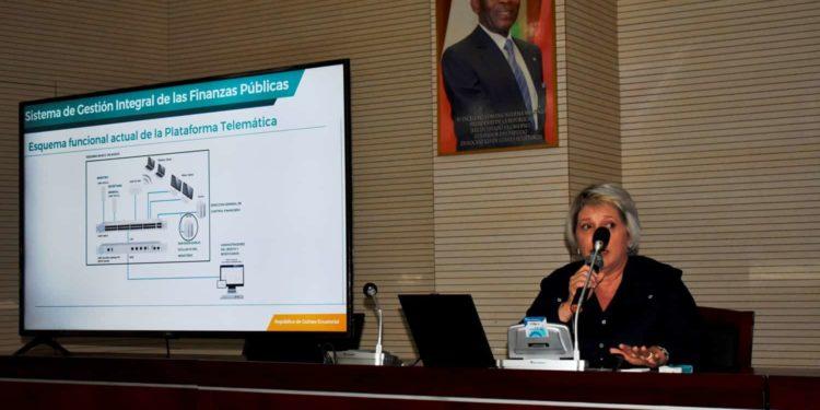 Seminario sobre el aplicativo CONFIN del sistema de gestión integral del control financiero y el gasto público