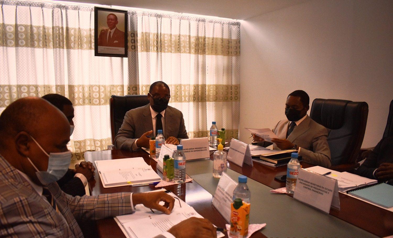 INEGE celebra su octava reunión del consejo de administración