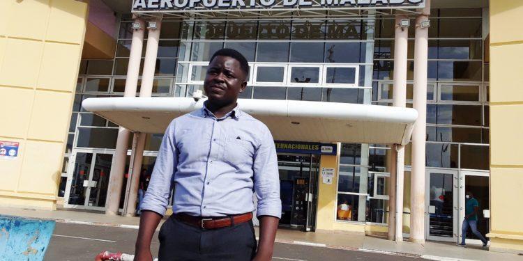 Ramiro Obama MEÑE ABANG, primer ecuatoguineano admitido en la Escuela Nacional de Estadística y Análisis de Información (ENSAI) Francia