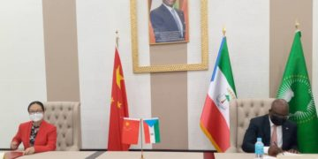 China ofrece una ayuda no reembolsable de 15.000.000 de dólares americanos al Gobierno ecuatoguineano
