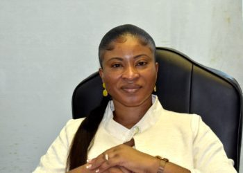 Eulalia Eyang Alogo, Directora comercial de Getesa