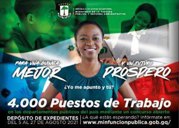 URGENTE: lista de solicitantes que deben regularizar su expediente antes del examen para los 4.000 puestos de trabajo