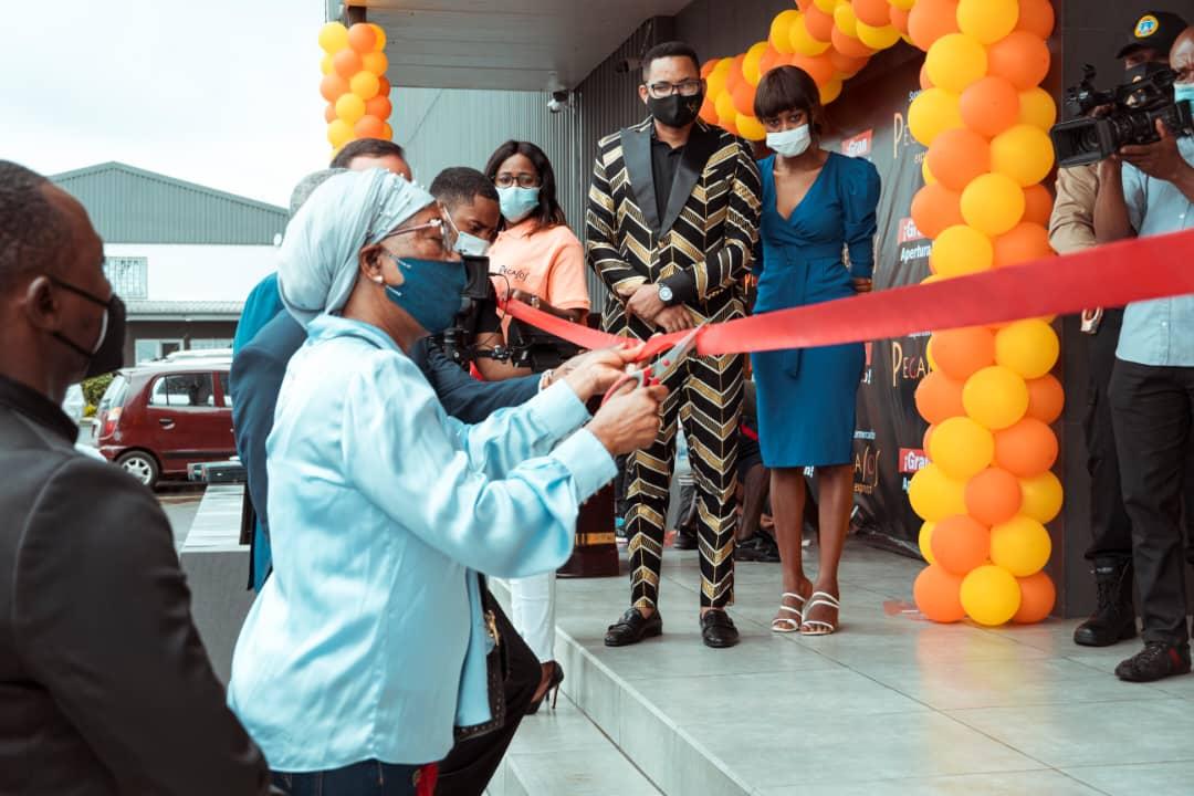 La empresa PEGASOS amplia su gama de servicios con la apertura de un supermercado en Malabo