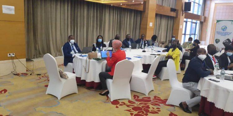 Seminario para los miembros de la célula de ejecución de los proyectos PAMFP y la PASPA