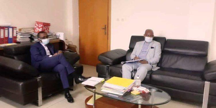 Guinea Ecuatorial pide que se refuerce la oficina local de la OMS con expertos para la transformación del sistema sanitario