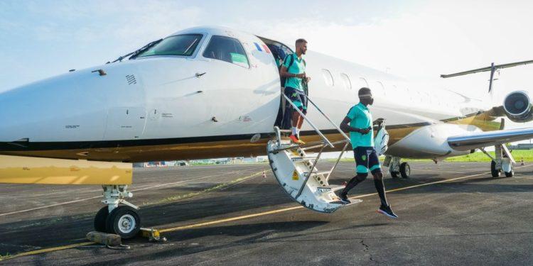 La selección de fútbol mauritana ya se encuentra en Malabo