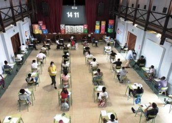 UNED: 47 jóvenes ecuatoguineanos participan en las pruebas de selectividad española en Malabo