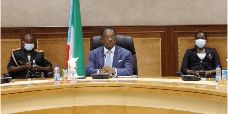 Reunión del Consejo Interministerial en torno al Servicio Ampliado con el Fondo Monetario Internacional (SAF)