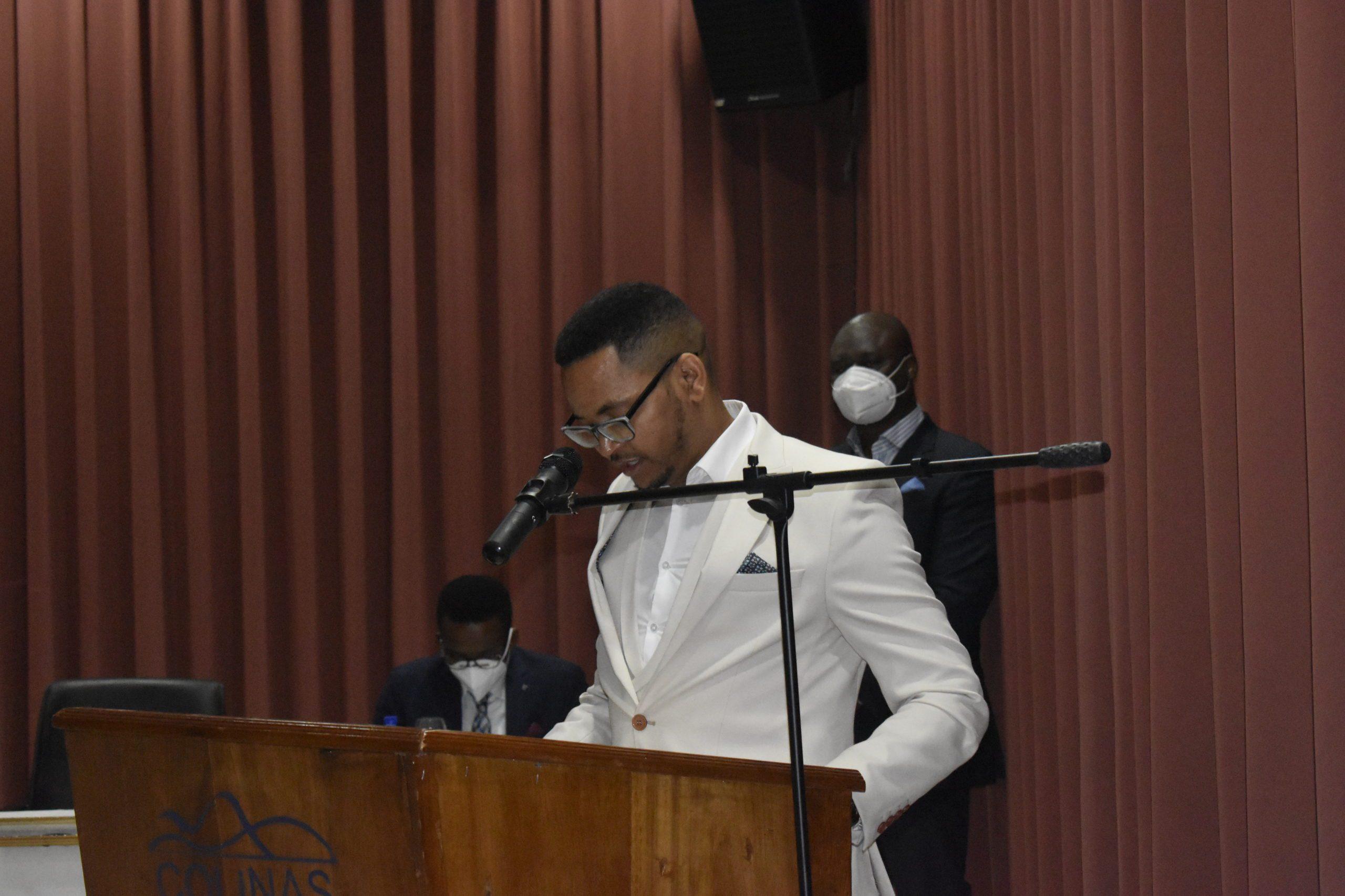 Lucas Nguema Escalada, nuevo embajador de Buena Voluntad del PNUD en Guinea Ecuatorial