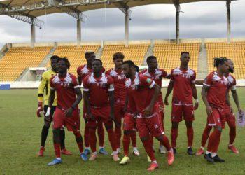 2-0: Los goles de Saúl Basilio y Emilio Nsue sentencian la victoria de Guinea Ecuatorial en casa ante Zambia