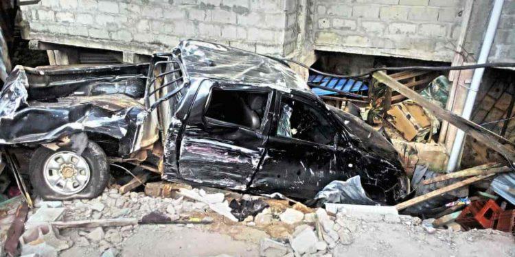 Una joven de 16 años pierde la vida en un accidente de circulación mientras conducía en pleno toque de queda